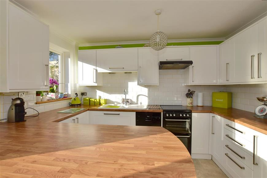 3 Bedrooms End Of Terrace House for sale in Rothbrook Drive, Kennington, Ashford, Kent