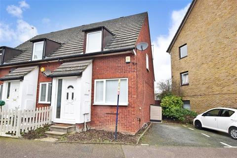 2 bedroom end of terrace house for sale - Shearwood Crescent, Crayford, Kent
