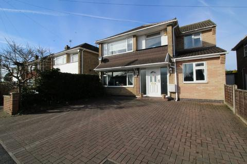 4 bedroom detached house for sale - Rosslyn Road, Whitwick