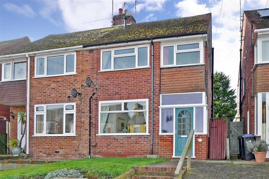 3 Bedrooms Semi Detached House for sale in Northdown Road, Broadstairs, Kent