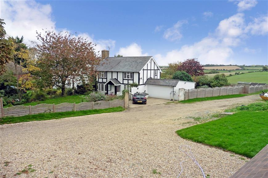 3 Bedrooms End Of Terrace House for sale in Bower Lane, Eynsford, Kent