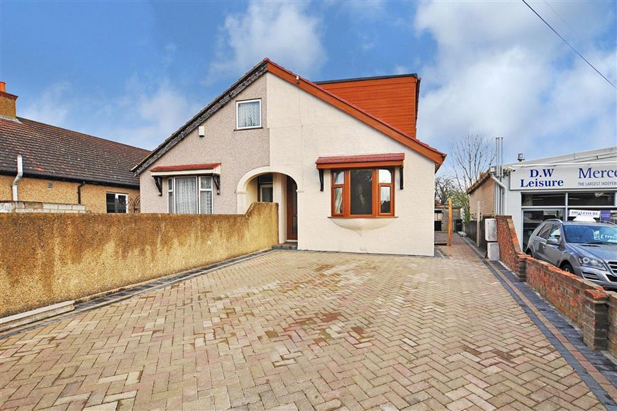 5 Bedrooms Semi Detached House for sale in Vale Road, Northfleet, Gravesend, Kent