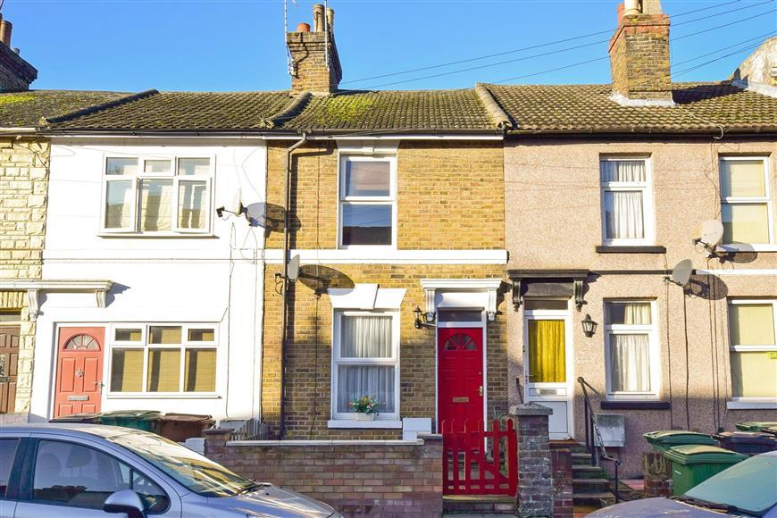 2 Bedrooms Terraced House for sale in Melville Road, Maidstone, Kent