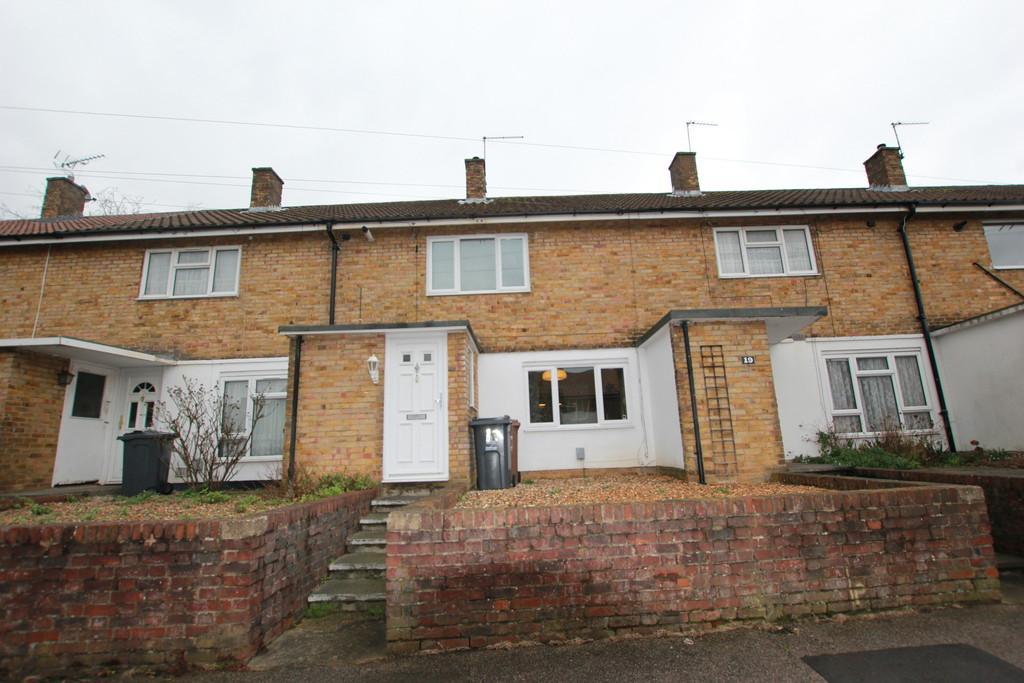 2 Bedrooms Terraced House for sale in Crossgates, Stevenage