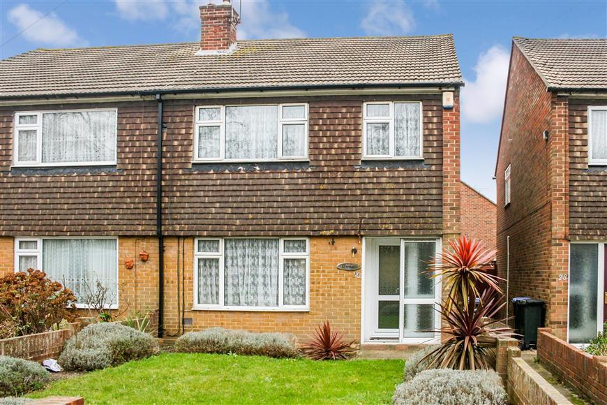 3 Bedrooms Semi Detached House for sale in Dumpton Park Drive, Ramsgate, Kent