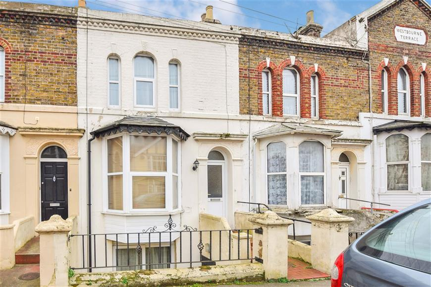 4 Bedrooms Terraced House for sale in South Eastern Road, Ramsgate, Kent