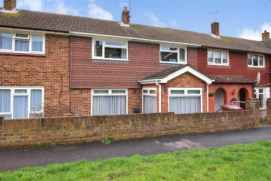 3 Bedrooms Terraced House for sale in Tern Crescent, Rochester, Kent