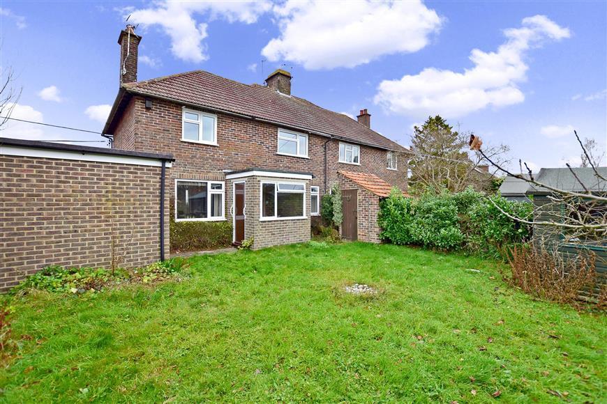 3 Bedrooms Semi Detached House for sale in Withyham Road, Groombridge, Tunbridge Wells, Kent