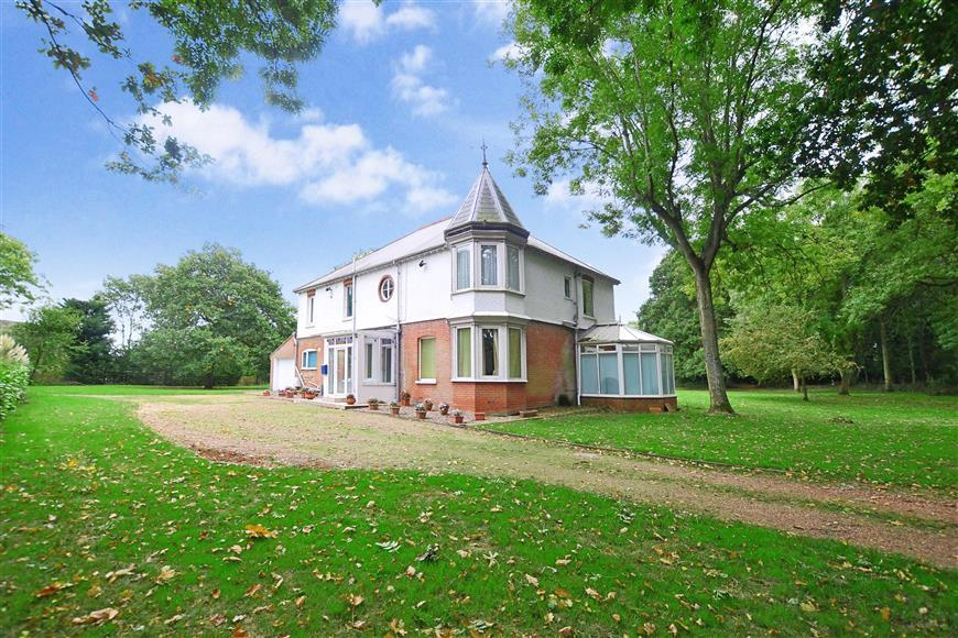 6 Bedrooms Detached House for sale in Willow Road, Whitstable, Kent
