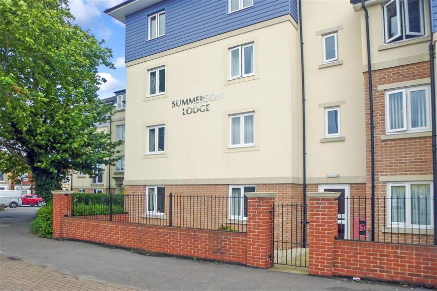 1 Bedroom Retirement Property for sale in Alverstone Road, Southsea, Hampshire