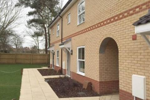 3 bedroom terraced house to rent - Ernest Seaman Close, Scole