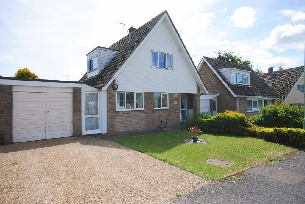 3 Bedrooms Detached House for sale in Highfield, Eye