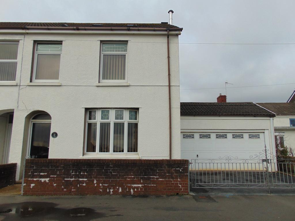 3 Bedrooms Semi Detached House for sale in Seaview Terrace, Burry Port