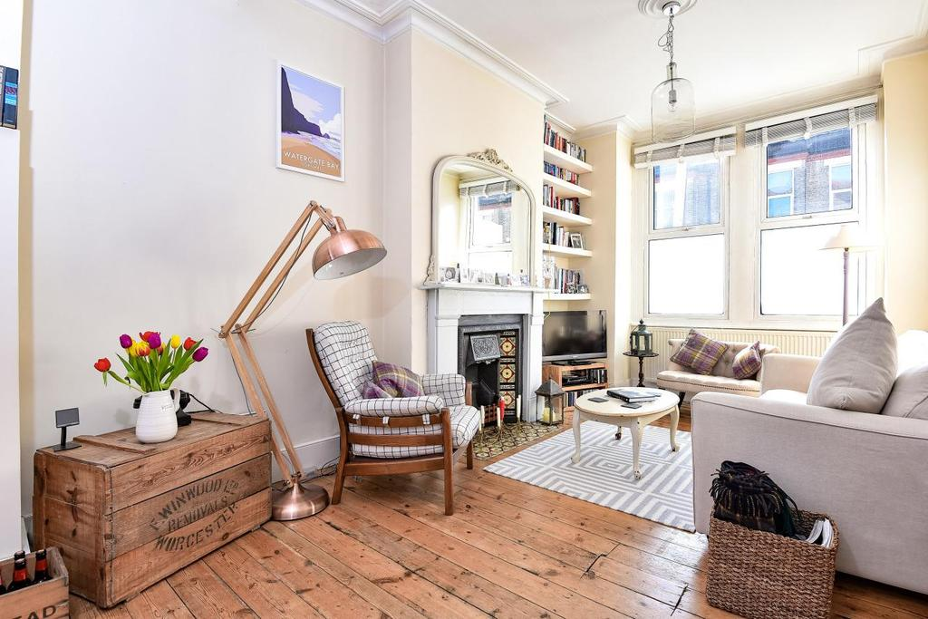 2 Bedrooms Terraced House for sale in Loubet Street, Tooting