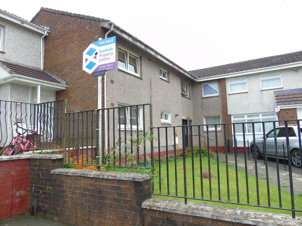 1 Bedroom Apartment Flat for sale in George Street, Chapelhall, Airdrie