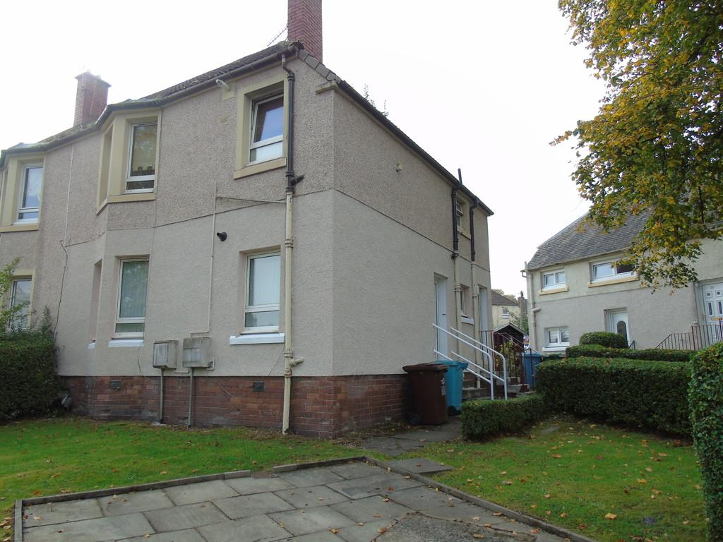 1 Bedroom Apartment Flat for sale in School Street, Whifflet Coatbridge