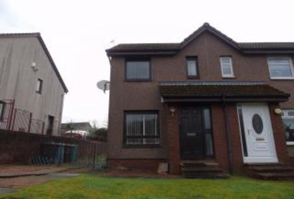 1 Bedroom Semi Detached House for sale in Springholm Drive, The Rushes