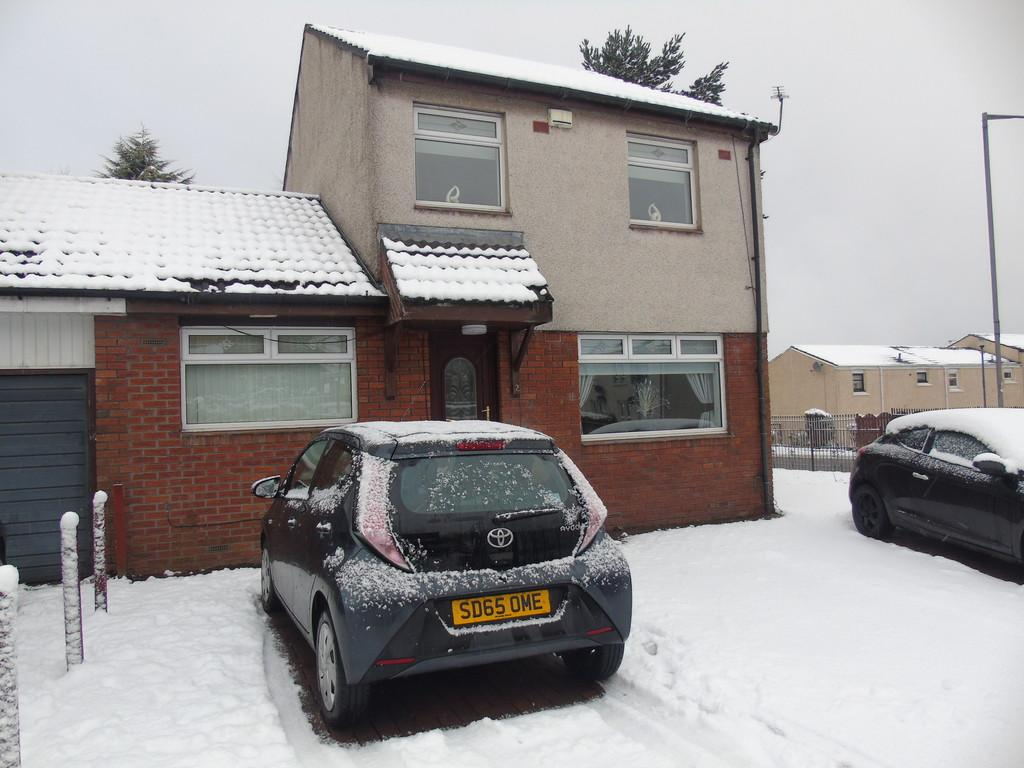 4 Bedrooms Link Detached House for sale in Glen Avon Drive, Chapelhall, Airdrie