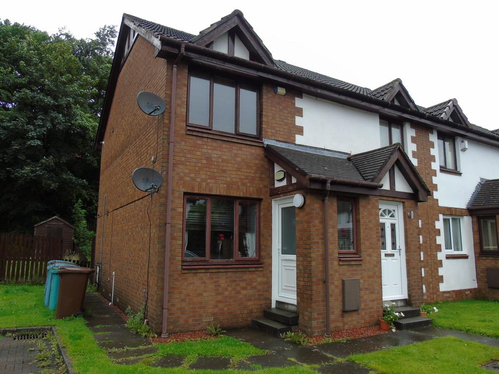 2 Bedrooms Apartment Flat for sale in Ardfern Road, Moffat Mills, Airdrie