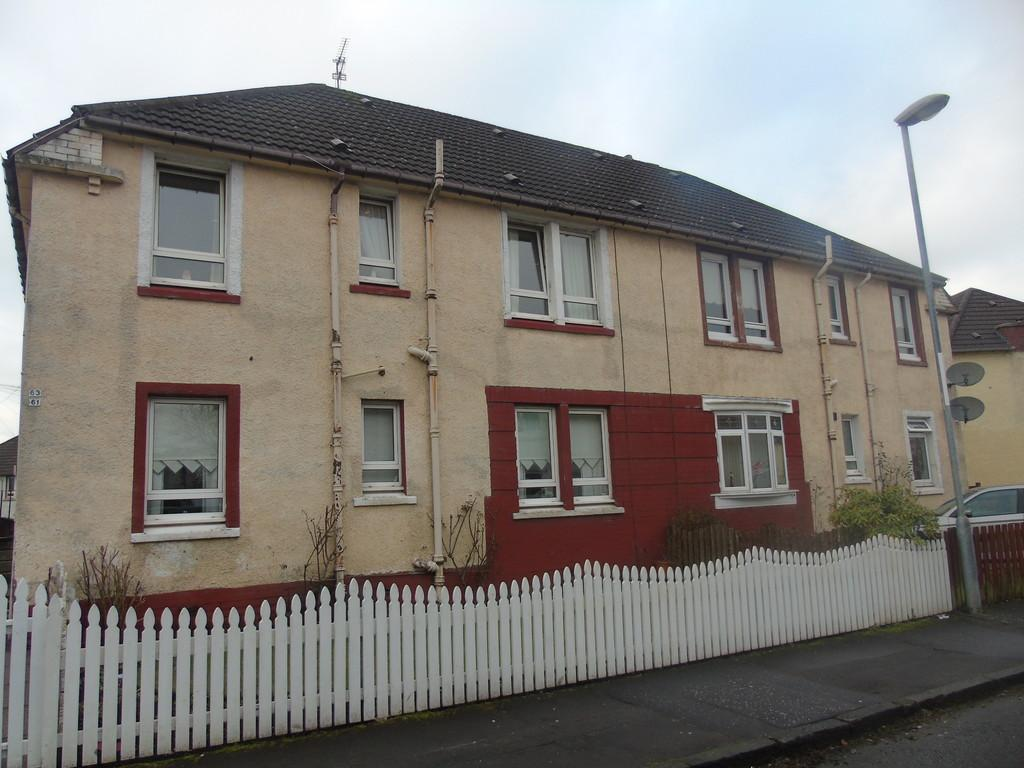 2 Bedrooms Apartment Flat for sale in Kirk Street, Town Centre, Coatbridge