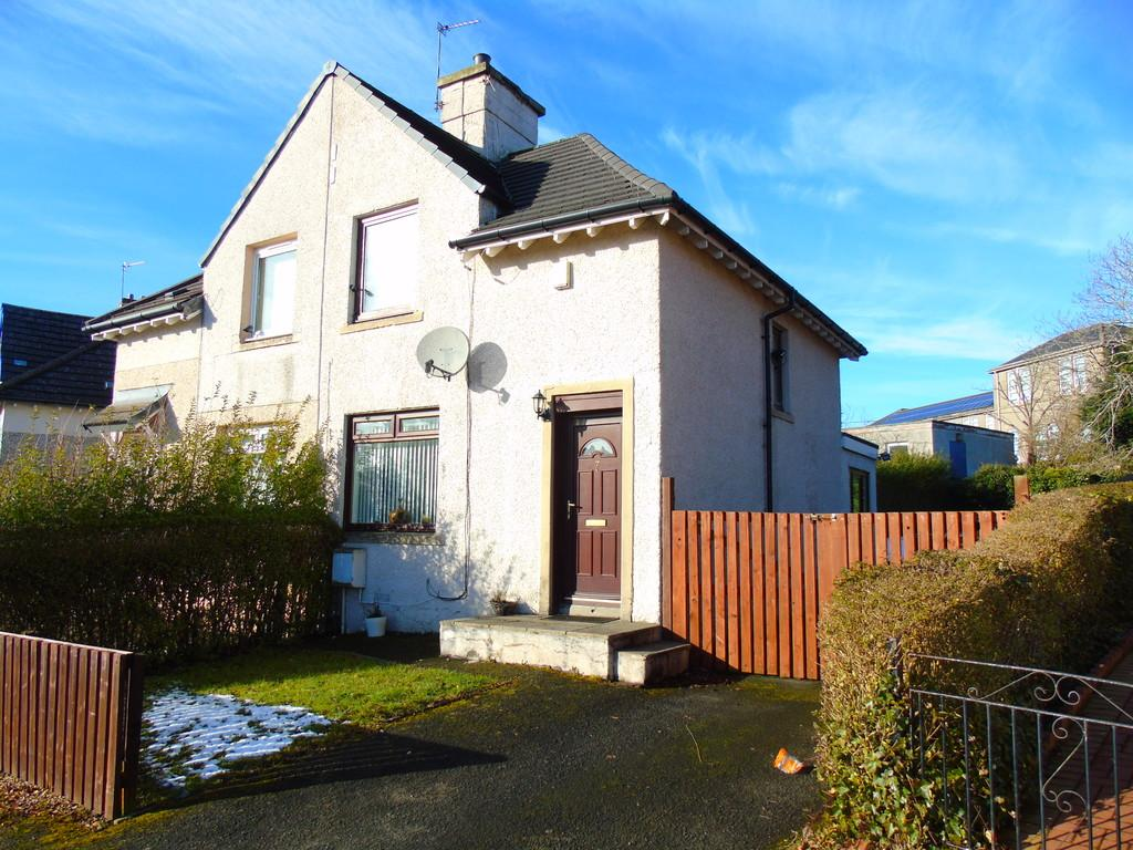 2 Bedrooms Semi Detached House for sale in Clyde Drive, Bellshill, North Lanarkshire, ML4