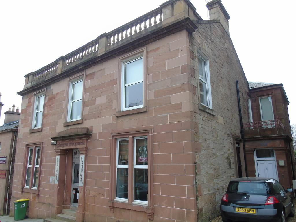 3 Bedrooms Town House for sale in Academy Street, Coatbridge