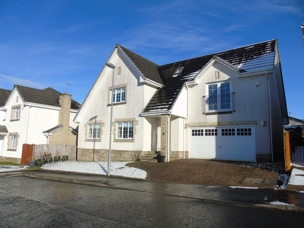 4 Bedrooms Detached House for sale in Dalmacoulter Place, Glenmavis, Airdrie, ML6
