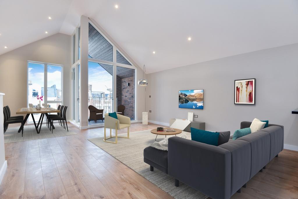 3 Bedrooms Flat for sale in Sydenham Road London SE26