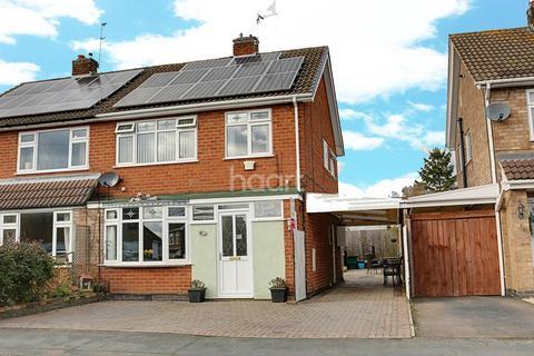 3 bedroom semi-detached house for sale - Rockhill Drive, Mountsorrel