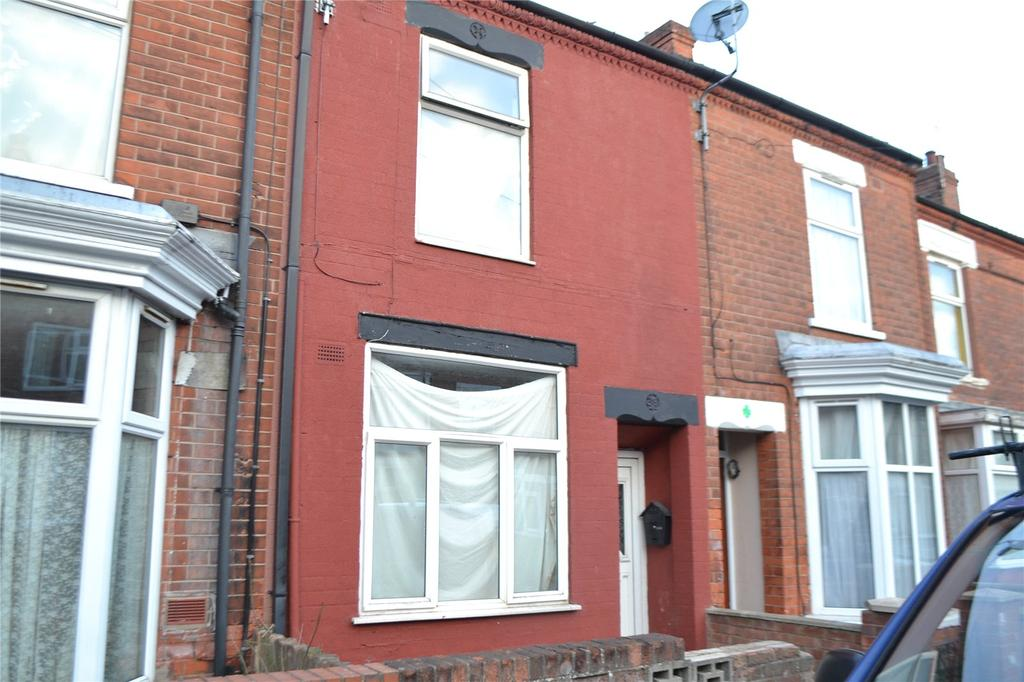 3 Bedrooms End Of Terrace House for sale in Burke Street, Scunthorpe, North Lincolnshire, DN15