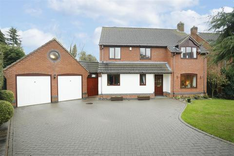 4 bedroom detached house for sale - The Firs, Market Harborough