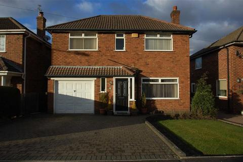 3 bedroom detached house for sale - Belmont Road, Bramhall, Cheshire