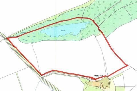 Farm land for sale - Part Rhos Y Foel, Llannor, Pwllheli, LL53
