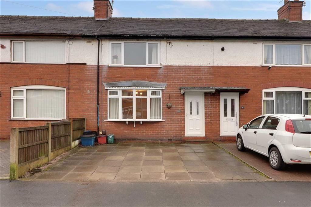 2 Bedrooms Terraced House for sale in Edward Street, May Bank, Newcastle-under-Lyme