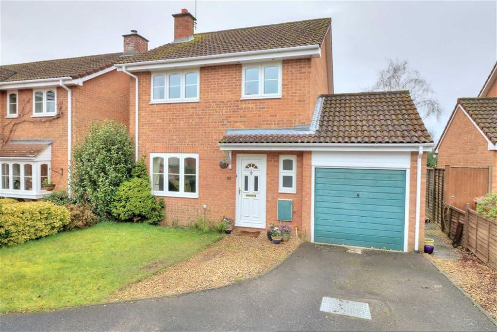 3 Bedrooms Detached House for sale in Wyre Close, Valley Park, Chandlers Ford, Hampshire