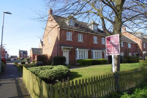 3 bedroom townhouse to rent - Fleckney Road, Kibworth Beauchamp, Leics