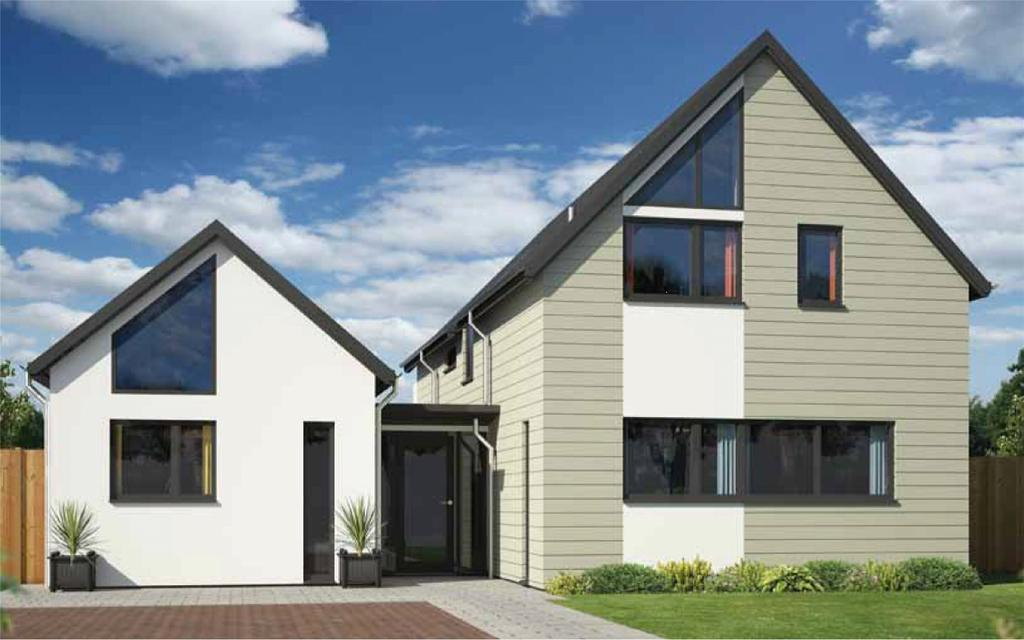 4 Bedrooms Detached House for sale in Golf Links Road, Westward Ho