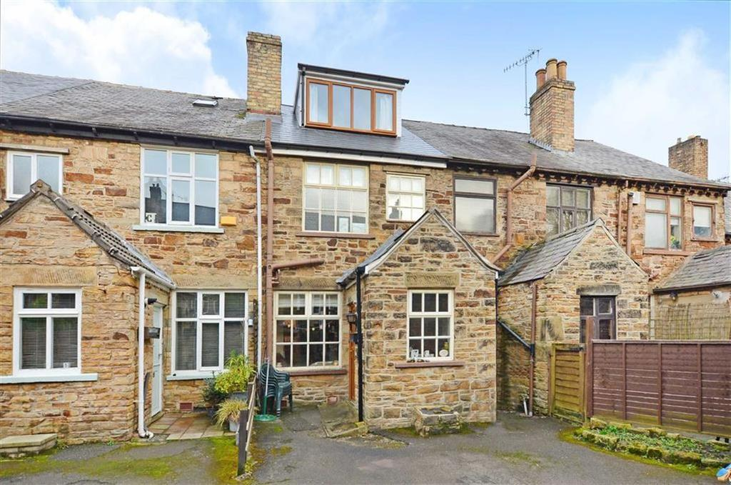 2 Bedrooms Terraced House for sale in 7, Pendeen Road, Nether Green, Sheffield, S11