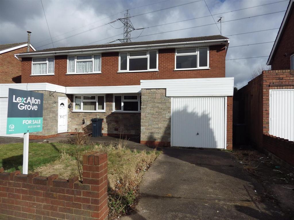 3 Bedrooms Semi Detached House for sale in Junction Street, Oldbury