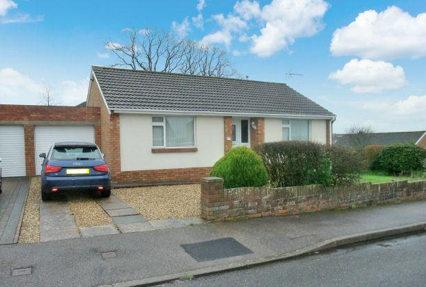 2 Bedrooms Detached Bungalow for sale in Booth Way, EXMOUTH