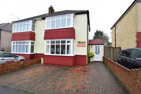 2 bedroom semi-detached house for sale - Haig Avenue, Rochester, Kent