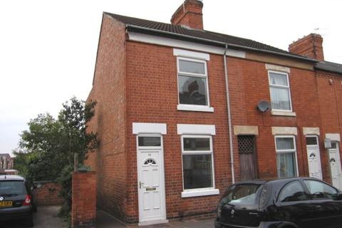 2 bedroom end of terrace house to rent - 76 Station Street LOUGHBOROUGH Leicestershire