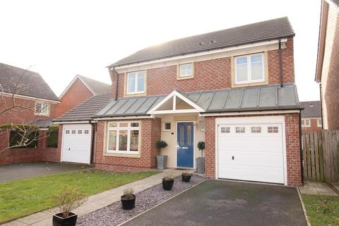 4 bedroom detached house for sale - Manor Park, Benton, Newcastle Upon Tyne