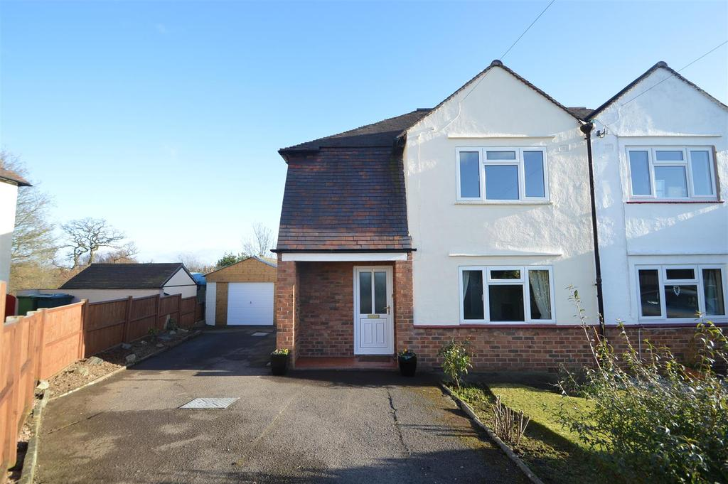 3 Bedrooms Semi Detached House for sale in 63 Westlands Road, Shrewsbury, SY3 8UT