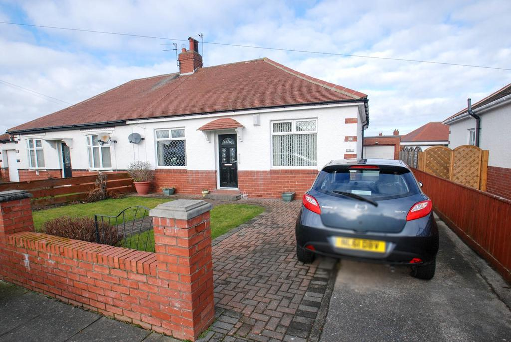2 Bedrooms Bungalow for sale in Fairview Avenue, South Shields