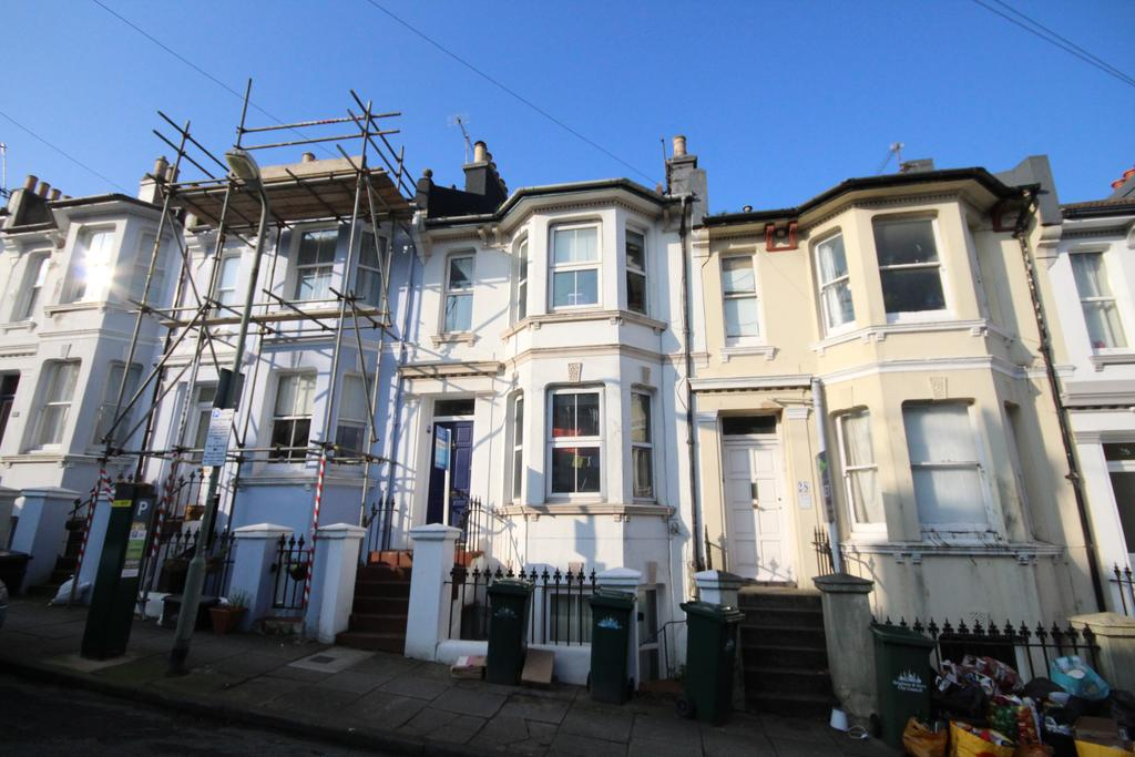 4 Bedrooms Terraced House for sale in Bentham Road , Brighton BN2