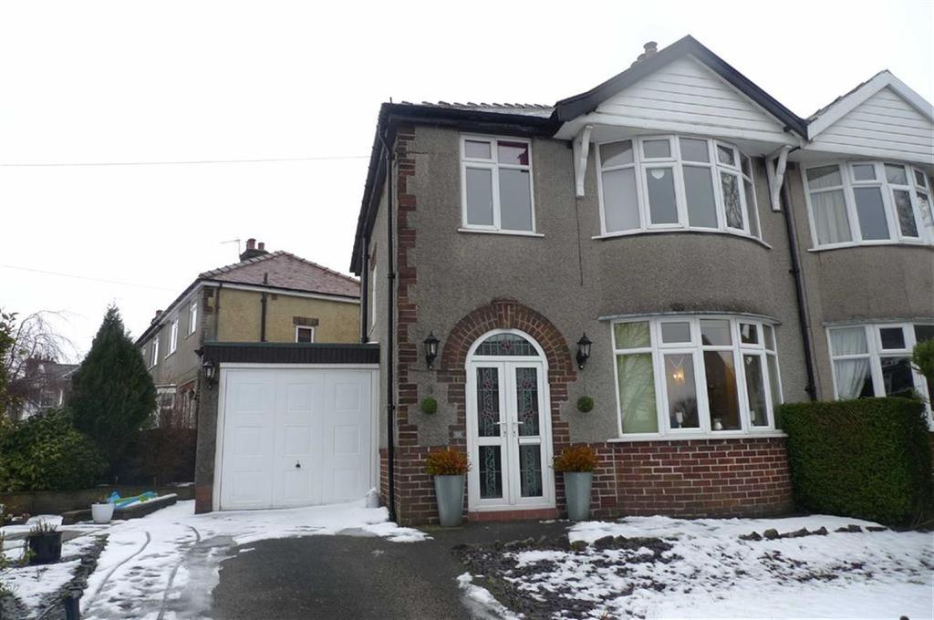 3 Bedrooms Semi Detached House for sale in Victoria Park Road, Buxton, Derbyshire