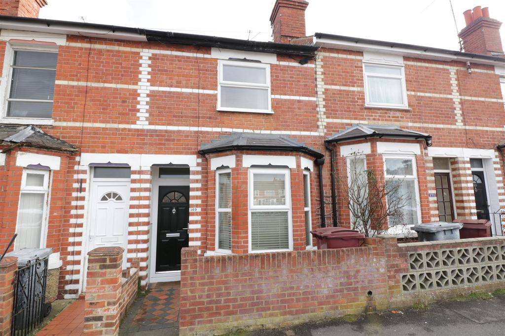2 Bedrooms Terraced House for sale in Cranbury Road, Reading