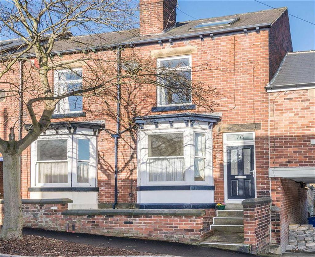 3 Bedrooms End Of Terrace House for sale in Duncombe Street, Walkey, Sheffield, S6