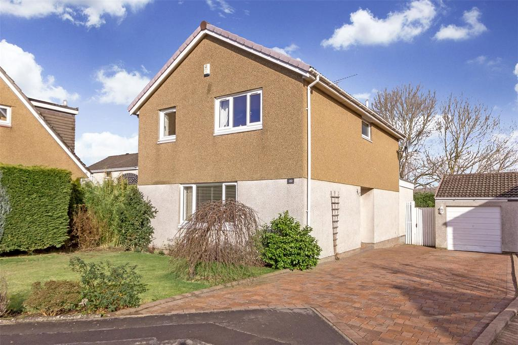 4 Bedrooms Detached House for sale in 133 Grampian Road, Stirling, FK7